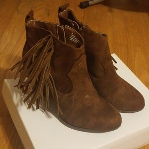 Madden Girl Shoes - Madden Girl Bootied
